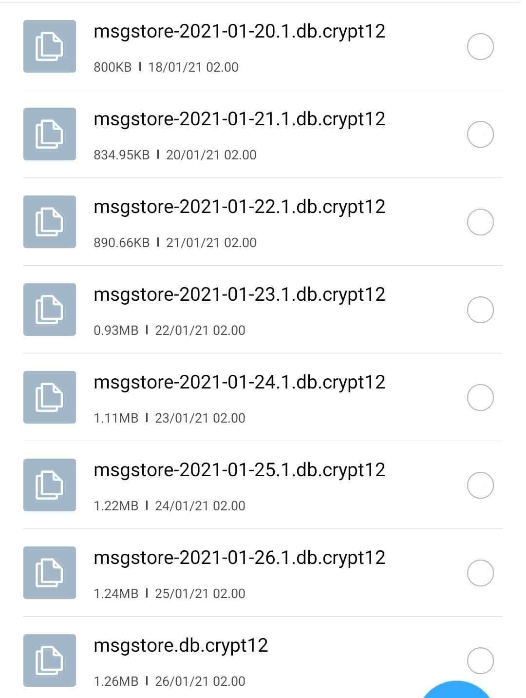 Cara Mengembalikan Chat WA yang Sudah Lama Terhapus