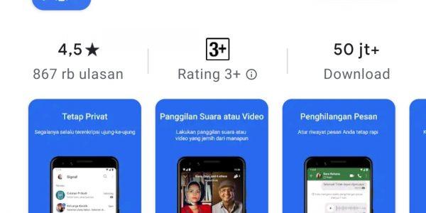 Signal – Aplikasi Messenger Buatan Pendiri Whatsapp