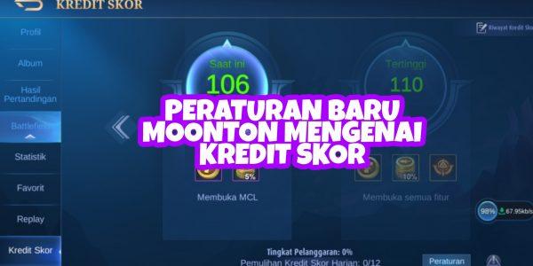 Kredit Skor Mobile Legends  tidak Bertambah?Ini Solusinya!