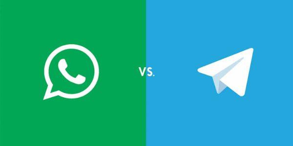 Whatsapp VS Telegram, Mana yang Terbaik?