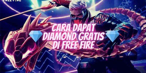 5 Cara Mendapatkan Diamond Gratis Di Free Fire Terbaru 2021 Dijamin Aman!