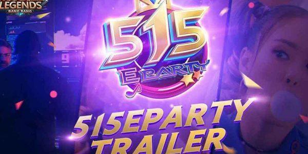 Kapan Event 515 Mobile Legends (ML) 2021 Dimulai? Apa Saja Hadiahnya?