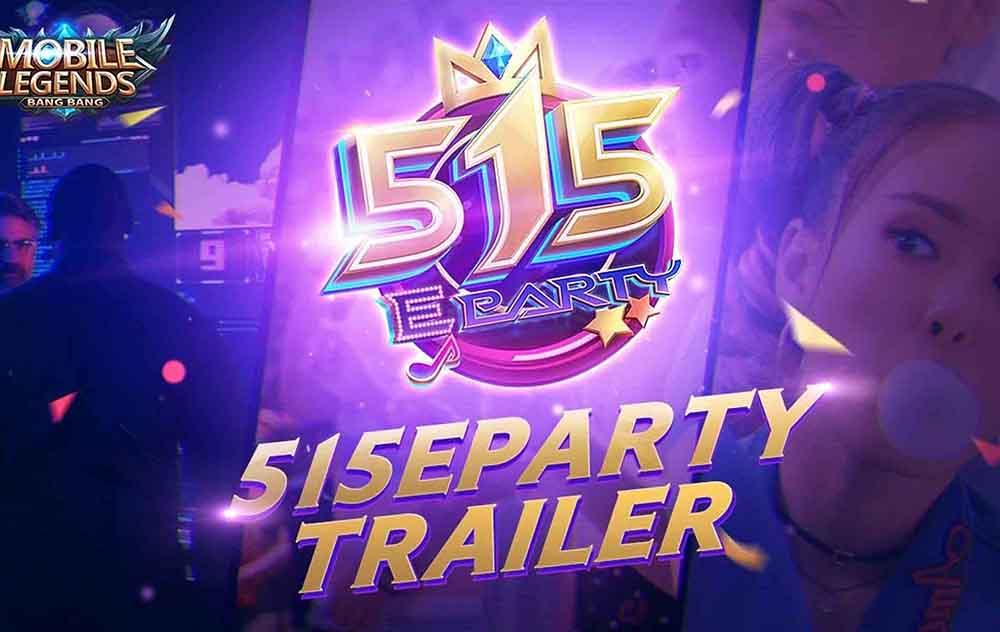 Kapan Event 515 Mobile Legends (ML) 2021 Dimulai? Apa…